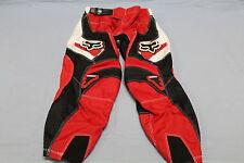 FOX 180 Youth Dirtbike Pants ( size 8 )