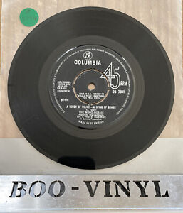 The Mood Mosaic - A Touch Of Velvet - A Sting Of Brass 1969 UK 45 NORTHERN SOUL