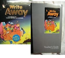 Great Source Write Away Te & Student Handbook for Young Writers Learner Grade 2