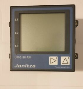 Janitza Universalmessgerät UMG 96 RM 5222037 Profibus