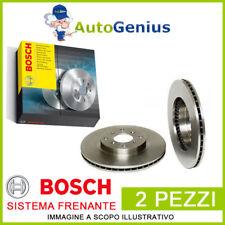COPPIA DISCHI FRENO POSTERIORE FIAT PUNTO (176) 1.4 GT Turbo 96>99 BOSCH 78342