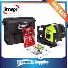 Imex 2 Line Self Levelling Internal Cross Line Plumb Laser LX22