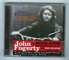 CD (NEW) JOHN FOGERTY DEJA VU ALL OVER AGAIN