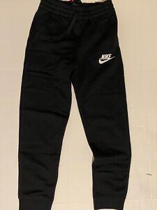 Boys Nike Sportswear Jogger Pants - Size L - Navy - Brand New!