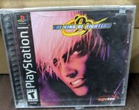 King of Fighters '99 (Sony PlayStation 1, 2001) BRAND NEW FACTORY SEALED