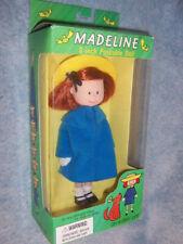 1996 Madeline & Friends- Madeline Doll #33366 by Eden