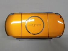 PlayStation Portable -- PSP 3000 Bright Yellow -- Console. JAPAN. GAME. 292