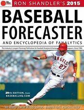 2015 Baseball Forecaster: An Encyclopedia of Fanalytics, Kruse, Brandon, Hershey