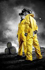 "Breaking Bad t  11"" X 17"" - Heisenberg and Pinkman  Poster"