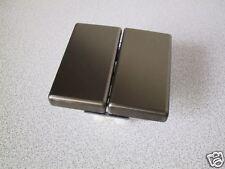 KOPP Serienschalter VISION bronze-metall UP Unter Schalter Serien Doppelschalter