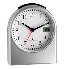 Radio-réveil TFA 98.1040.54 Silencieux sans tic-tac réveil de voyage montre