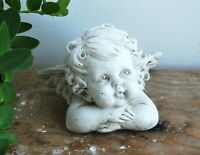 Concrete mold, plaster, resin and more 3D Cherub