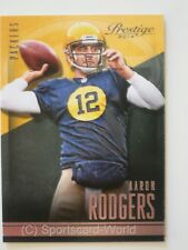 AARON RODGERS  - Panini Prestige Football 2014 #138 (Green Bay PACKERS)
