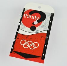Coca-Cola Automates Coupon USA 1996 Olympiade Libre Boisson pour le Sportif