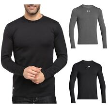 Men's Under Armour InfraRed ColdGear Tactical Long Sleeve Base Layer Shirt New