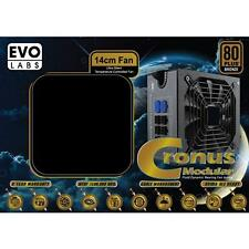 NEW! Cronus Non Modular 600 Watt 80+ Cert Psu