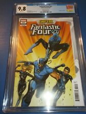 Fantastic Four #21 Molina Variant CGC 9.8 NM/M X-men Gorgeous gem Wolverine Wow