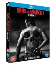Sons of Anarchy - Season 7 BLU-RAY- REGION FREE NEW & SEALED