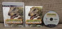 Jurassic The Hunted -  PS3 Complete Game With Manual Tested Working
