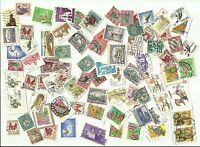 South Africa postage stamps x 80, mainly off paper, used (Batch 1)