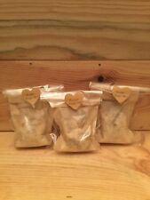 Handmade to Order Rose Scented Bath Tea 45g