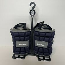 Brine Youth Elbow Pads - Clutch EP - Navy Blue-Lacrosse NWT