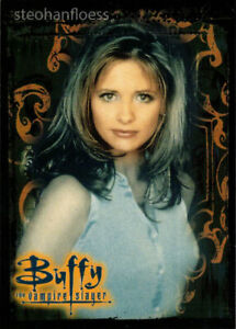 1998 Inkworks Buffy the Vampire Slayer Season One Promo Card BP1 Sarah Michelle