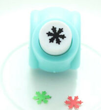 Mini snow Paper Shaper Cutter Punch For DIY Card Make Scrapbooking Tags Hot