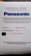 Panasonic DMR-EZ48V DMR-EX77E DMR-EX85EBS DMR-EZ47 VEP73149 LV7107 lu ajouter