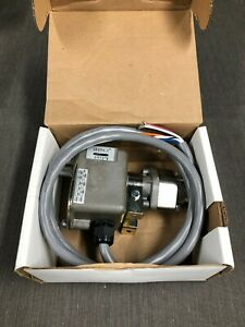 Barksdale Dual Setpoint Pressure Switch 250-3000 PSI 4ft. Cable C9622-3-Q2
