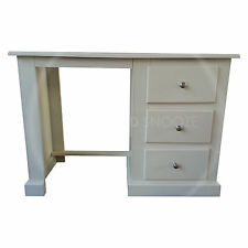 HAND MADE DEWSBURY FURNITURE DRESSING TABLE IVORY(ASSEMBLED)