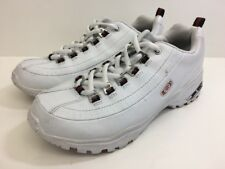 MENS SKETCHERS SPORT ATHLETIC SHOES WHITE WITH SIZE 6 US