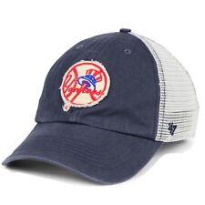 New York Yankees '47 Brand MLB Tally Closer Relaxed FlexFit L/XL Mesh Cap Hat