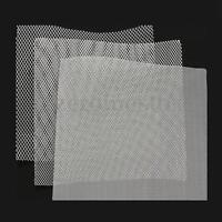 25x20cm Fine Medium Coarse Aluminium Modelling Mod Wire Mesh Roll Netting Gauze