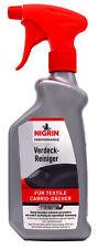 Nigrin Verdeck Reiniger 500 ml Verdeckreiniger Cabrio Auto 74182