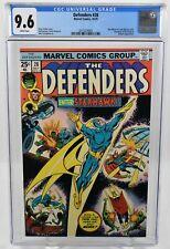 Defenders #28 (1975) CGC Graded 9.6 1st Appearance Starhawk Marvel