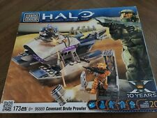 New MEGA BLOKS HALO 96869 Covenant Brute Prowler 173 Pieces Lego Toys