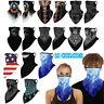 Summer Motorcycle Balaclava Neck Gaiter Head Tube Bandanas Scarf Face Cover Wrap