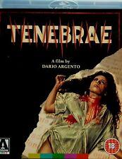 TENEBRE DARIO ARGENTO BLU RAY SPECIAL EDITION AUDIO ITALIANO⚠️ULTIMO DISPONIBILE