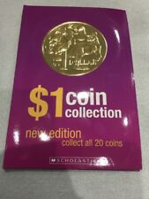 $1 Dollar Coin Collection NEW Edition Scholastic 20 Coins Low mintage $1 coin