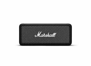 Marshall Emberton Portable Bluetooth Speaker -Black