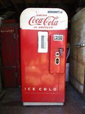 Vendo 39 Coca-Cola Vending Machine - 1950's - Nr. 1  -  Private Collection Sale