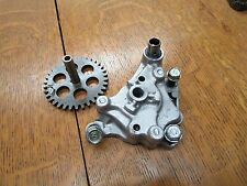 XR 350 HONDA* 1984 XR 350R OIL PUMP ASSEMBLY