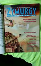 ZYMURGY MAGAZINE,  1994 VOL.17 NO.1 HOMEBREW AND BEER LOVER