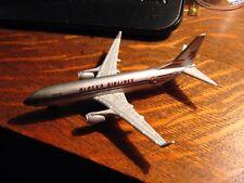 Alaska Airlines Airplane - 2007 Boeing 737-800 Mattel Miniature Toy Model Plane