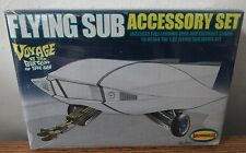 Moebius 1006 Voyage to the bottom of the sea Flying sub 817 accessory set 1/32