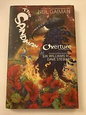 The Sandman: Overture Deluxe Edition, Neil Gaiman, J.H. Williams Iii Hc Vertigo