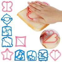 Novelty DIY Lunch Sandwich Toast Cookies Mold Cake Bread Mould Biscuit Cutter