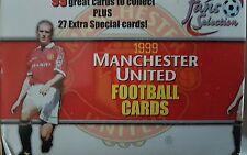 FUTERA MANCHESTER UNITED 1999 FULL BOX