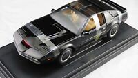 Joyride 1:18 Knight Rider KITT Black Pontiac Firebird David Hasselhoff Car Toy